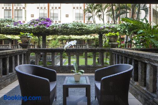 Prime Plaza Hotel Sanur - Bali - Denpasar - Balcony