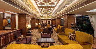 Nairobi Serena Hotel - נאירובי - טרקלין