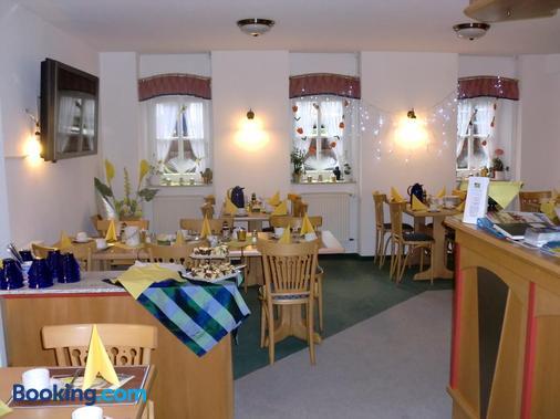 Pension Granitzeck - Ostseebad Sellin - Buffet