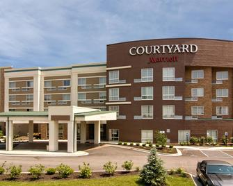 Courtyard by Marriott Bridgeport Clarksburg - Bridgeport - Building