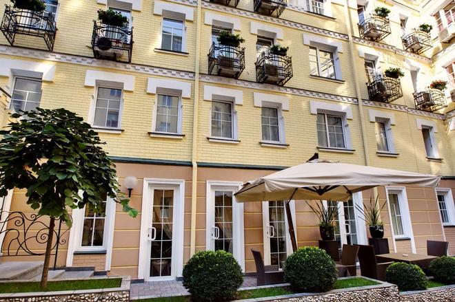 Boutique Hotel Vozdvyzhensky - Kyiv - Building