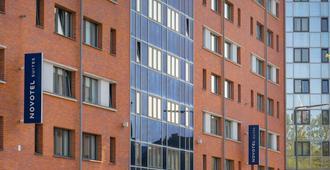 Novotel Suites Berlin City Potsdamer Platz - Berlin - Bygning