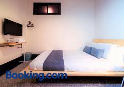 With Inn Hostel - Cao Hùng - Phòng ngủ