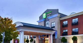 Holiday Inn Express & Suites Dieppe Airport - Dieppe - Edificio