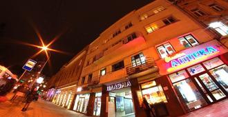 Plazma Hotel - Leopoli - Edificio