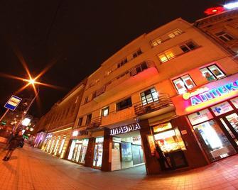 Plazma Hotel - Lviv - Building