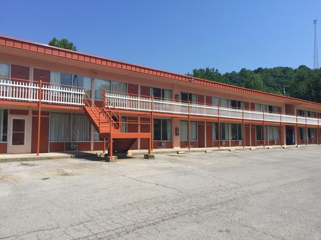 Daniel Boone Motor Inn - Pikeville - Building