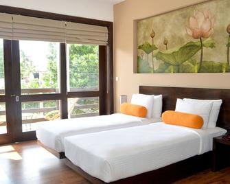 Terrace Green Hotel & Spa - Негомбо - Bedroom