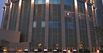 Shangri-La's Far Eastern Plaza Hotel, Tainan - Tainan - Rakennus