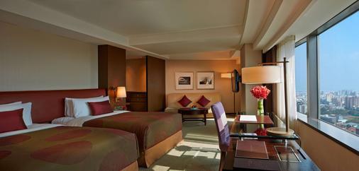 香格里拉台南遠東國際大飯店 - 台南 - 臥室