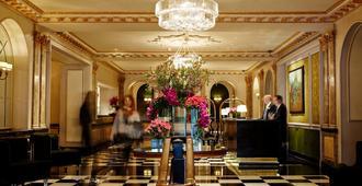 The Pierre, A Taj Hotel, New York - Nueva York - Recepción