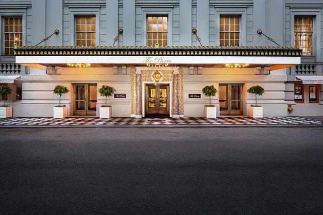 紐約皮埃爾泰姬陵酒店 - 紐約 - 紐約 - 建築