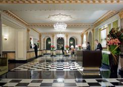 紐約皮埃爾泰姬陵酒店 - 紐約 - 紐約 - 大廳