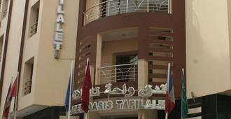 Hotel Oasis Tafilalet - Meknes - Edificio