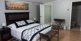 Hostal Callejon Massmann - Temuco - Schlafzimmer