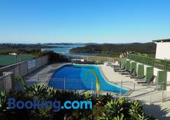 Cook's Lookout Motel - Paihia - Pool