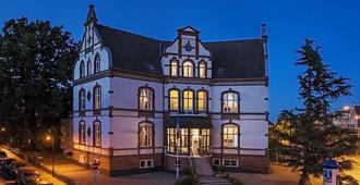 Stadtperle Rostock - רוסטוק - בניין