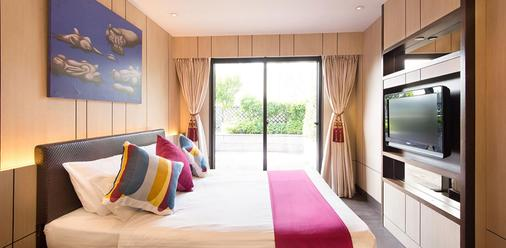 Noah's Ark Hotel & Resort - Hong Kong - Phòng ngủ