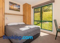 Blue Lake Top 10 Holiday Park - Rotorua - Sypialnia
