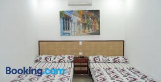 Hotel Magdalena - Cartagena - Schlafzimmer