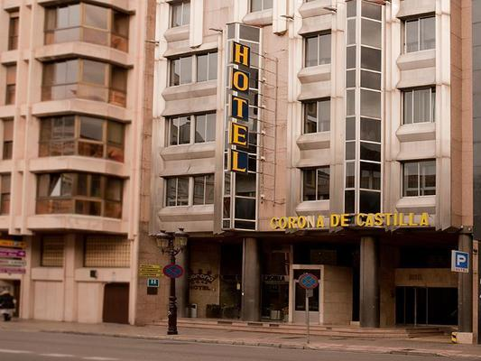 Hotel Sercotel Corona De Castilla - Burgos - Rakennus
