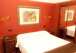 Hotel Sercotel Corona De Castilla - Burgos - Κρεβατοκάμαρα