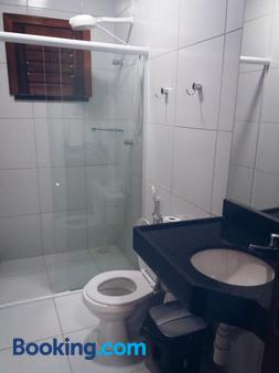 Pousada Mar Aberto - Beberibe - Bathroom