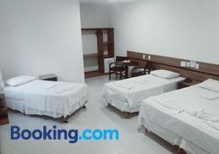 Pousada Mar Aberto - Beberibe - Bedroom