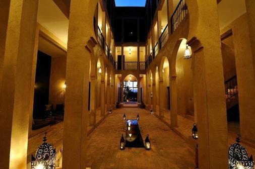 Dar Chamaa - Ouarzazate - Hallway