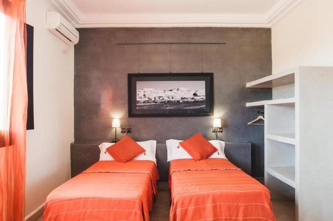 Dar Chamaa - Ouarzazate - Schlafzimmer