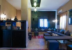 Dar Chamaa - Ouarzazate - Lounge