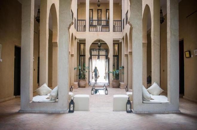 Dar Chamaa - Ouarzazate - Lobby