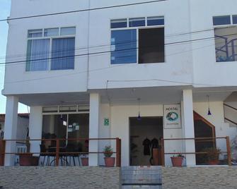 Hostal Rincon de George - Puerto Villamil - Gebäude