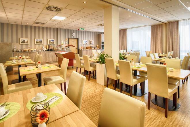 梅瑟-萊比錫 ACHAT 凱富酒店 - 萊比錫 - 萊比錫 - 餐廳
