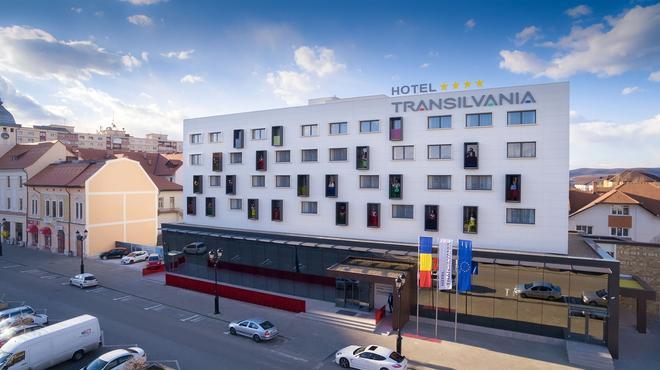 Hotel Transilvania - Alba Iulia - Edificio