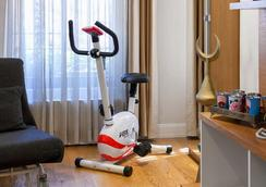 Galata Flats - 伊斯坦堡 - 健身房