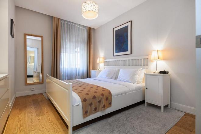 Galata Flats - 伊斯坦堡 - 臥室