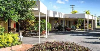 Bundaberg International Motor Inn - Bundaberg - Rakennus