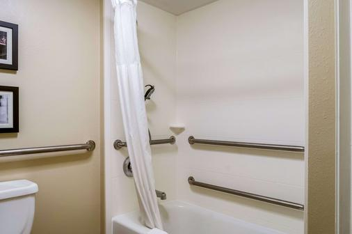 Comfort Inn and Suites Metairie - Metairie - Phòng tắm