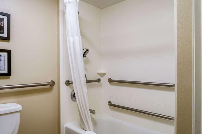 Comfort Inn and Suites At Copeland Tower - Metairie - Kylpyhuone