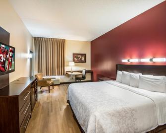 Red Roof PLUS+ Henderson - Henderson - Bedroom