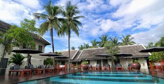 Villa Maly Boutique Hotel - Luang Prabang - Piscina