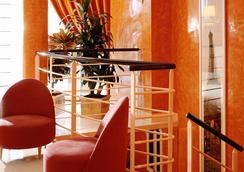 Best Western Bretagne Montparnasse - París - Lobby