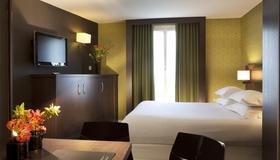 Best Western Bretagne Montparnasse - Paris - Bedroom