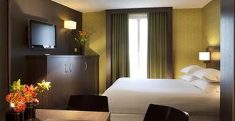 Best Western Bretagne Montparnasse - Paris - Bedroom