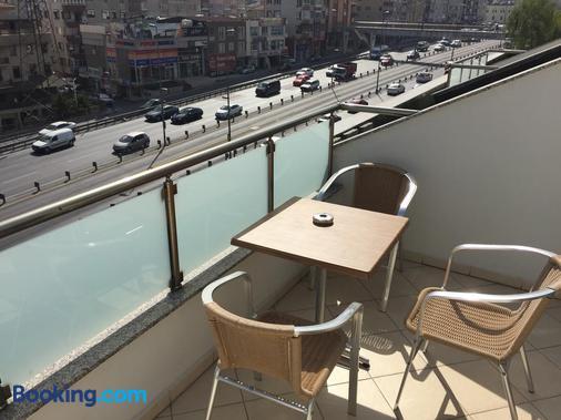 阿維奇拉爾大酒店 - 伊斯坦堡 - 伊斯坦堡 - 陽台