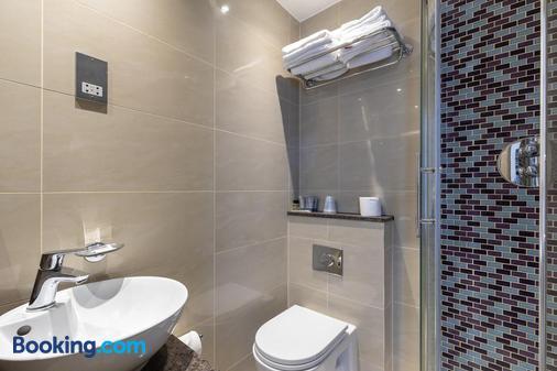 Sidney Hotel London Victoria - London - Bathroom