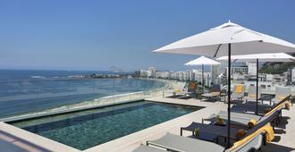 Windsor California Hotel - Río de Janeiro - Piscina