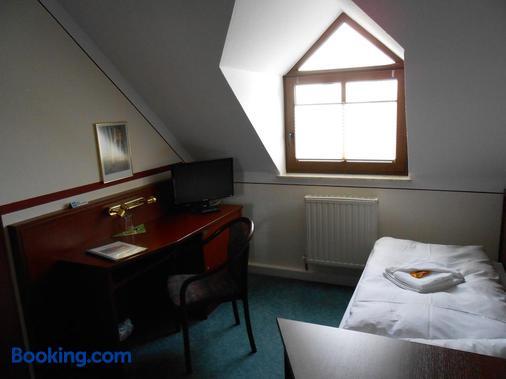 Hotel Weiße Elster - Zeitz - Bedroom