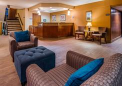 Best Western Bridgeview Hotel - Superior - Lobby